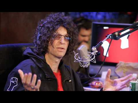 Howard Stern doing Love Bug  the Jonas Brothers