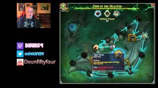 DXUN54 WoW - Legion Windwalker Monk Talent and Artifact Weapon Tree v2.0