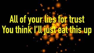 Kerbera - Inglorious Lyrics on Screen