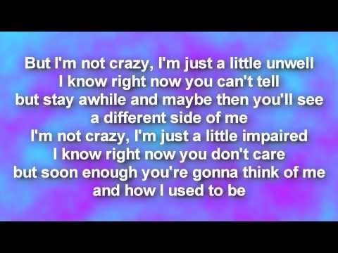 Matchbox 20 - Unwell (Lyrics) *HD*