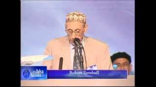 Tilawat Quran -  ( Jalsah Salana Mauritius 2013 )