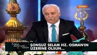 Nihat Hatipoglu Sahur Hz Osman 28 07 2013