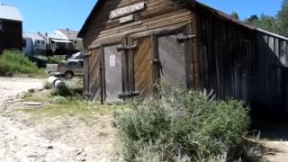 Bondyweb Goes to Silver City Ghost Town in Idaho