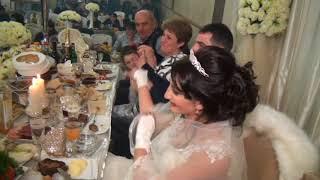 ♥♥♥Шикарная свадьба в Армении (Зограб♥Ани)02.03.17♥♥♥(часть2)