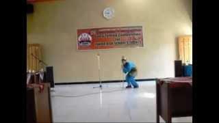 Video  FOTO Juara 1 STORY TELLING SMPN 1 TAKERAN di SMA 2 Magetan.