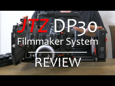 JTZ DP30 Cage and Shoulder-Kit | Filmmaker System REVIEW