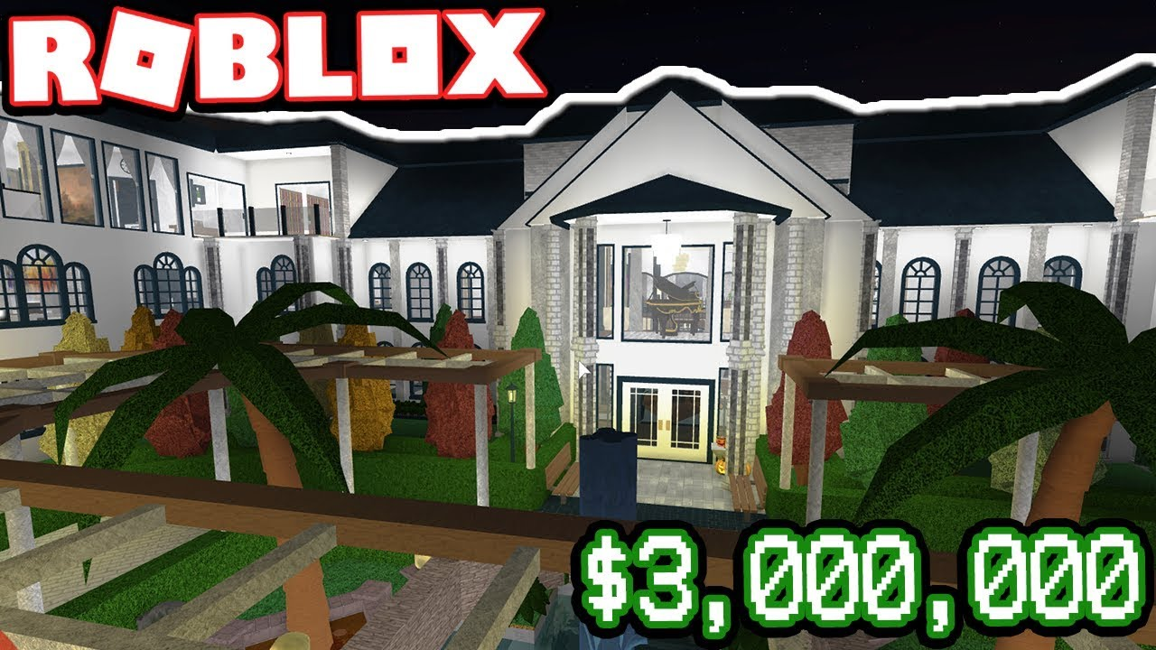 the most expensive house in bloxburg