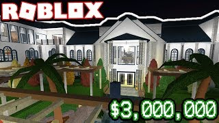 THE MOST EXPENSIVE HOUSE IN BLOXBURG!!! | Subscriber Tours (Roblox Bloxburg)