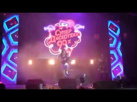 Оксана Ковалевская KRASKI - Супердискотека Record 2018 (Челябинск)