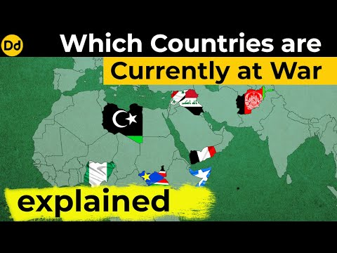What Countries Are Currently At War? | Explainer