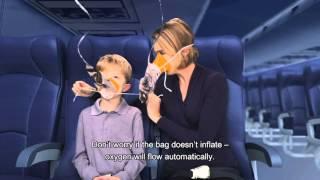 U.S Airways Airbus A330 safety video
