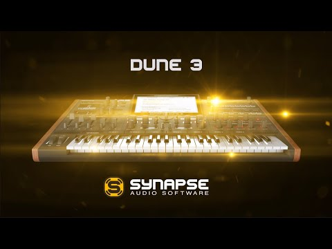 Cinematic meets EDM - DUNE 3 Demo