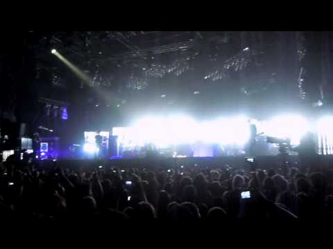 Snow Patrol, 'Open Your Eyes' opening song Lowlands, 2010