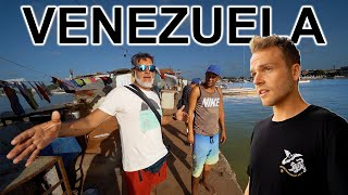 Exploring Strange Venezuelan Fishing Town (PIRATE ACTIVITY)