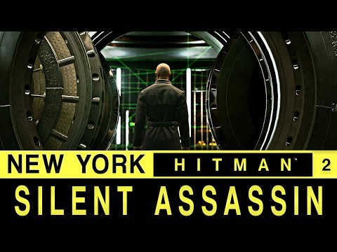 Hitman 2 DLC - The Bank | Silent Assassin - ACCIDENTS ONLY