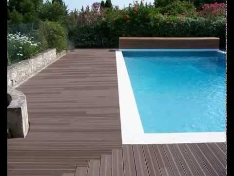 Construction piscine les baux de provence http www for Construction piscine desjoyaux youtube