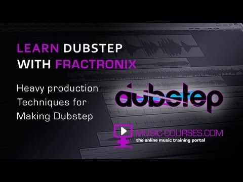 Dubstep Production In Logic Pro - Dubstep Production Techniques For Logic With Fractronix #1
