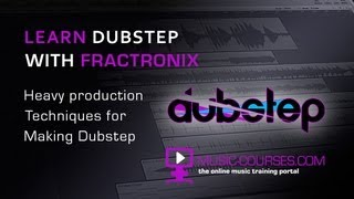 Dubstep Production In Logic Pro - Dubstep Production Techniques For Logic With Fractronix