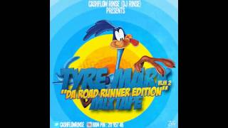 "TYRE MARK MIXTAPE ""ROAD RUNNER EDITION"" MIXED BY CASHFLOW RINSE(DJ RINSE)-2013 DANCEHALL MIXTAPE"