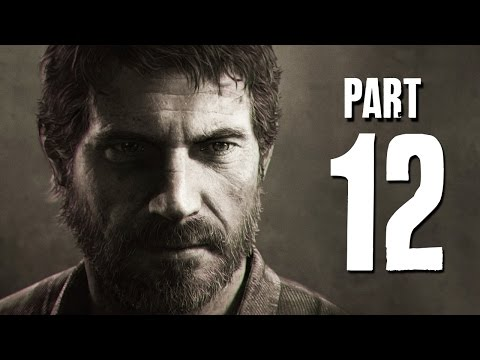 The Last of Us Remastered Walkthrough Part 12 - HOTEL LOBBY (PS4 Gameplay)