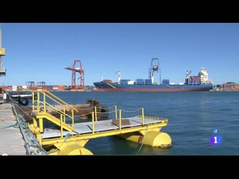 Puerto Aduanero Valencia, Piratas - Comando Actualidad