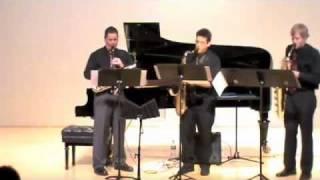 Honky Tonk of Wermland (pt. I) - TriTone Sax Trio