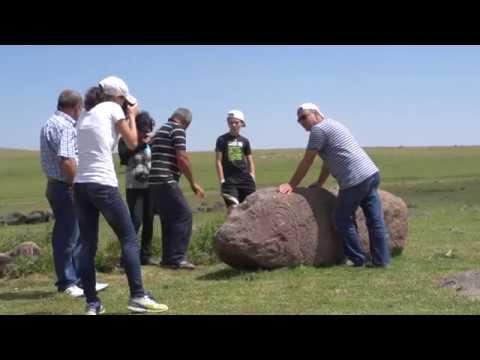 Recent Excavations Of Armenia's Ancient Vishap Dragon Stones