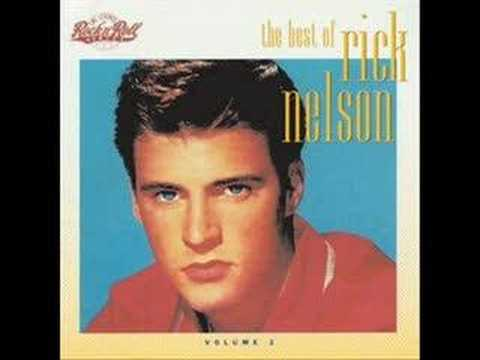 Ricky Nelson.....You Don't Know Me