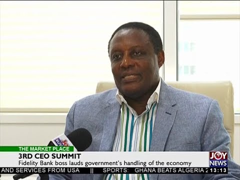 3rd CEO Summit - The Market Place on Joy News (21-5-18)