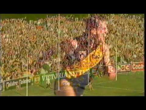 1995 AFL 2nd Semi Final - Naish Goal - Rex Hunt Call