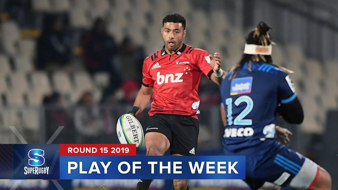 PLAY OF THE WEEK | Super Rugby 2019 Rd 15