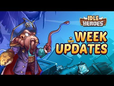 Idle Heroes -  Prophet Orb Event + Celestial Island Changes! Update V1.12.22