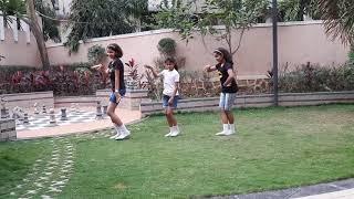 Mauli   teenagers dance   dhuvun taak  marathi Porto  dance