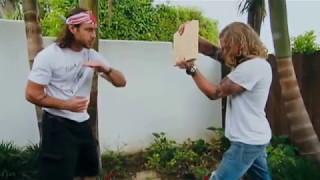Jackass 2 - Kung Fu Class