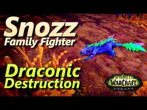 Snozz Draconic Destruction