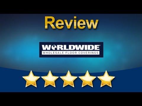 Amazing Worldwide Wholesale Floor Coverings Edison Review | Jocelyn W. Gives Five  Stars
