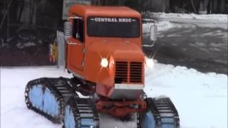 1963 Tucker Sno Cat mpeg2video