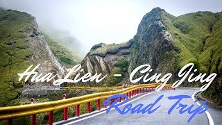 Taiwan Travel Series - Hualien to CingJing By Car- Day 4