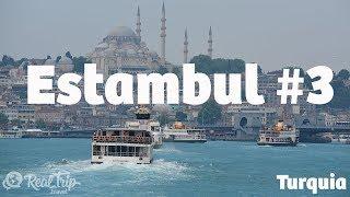Navegando por el Bosforo - Estambul #3