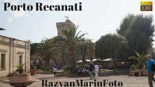 Foto Italia (Marche).Porto Recanati 1080p