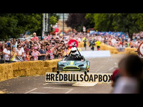 AMR-SB: The road to the Red Bull Soapbox Race 2017