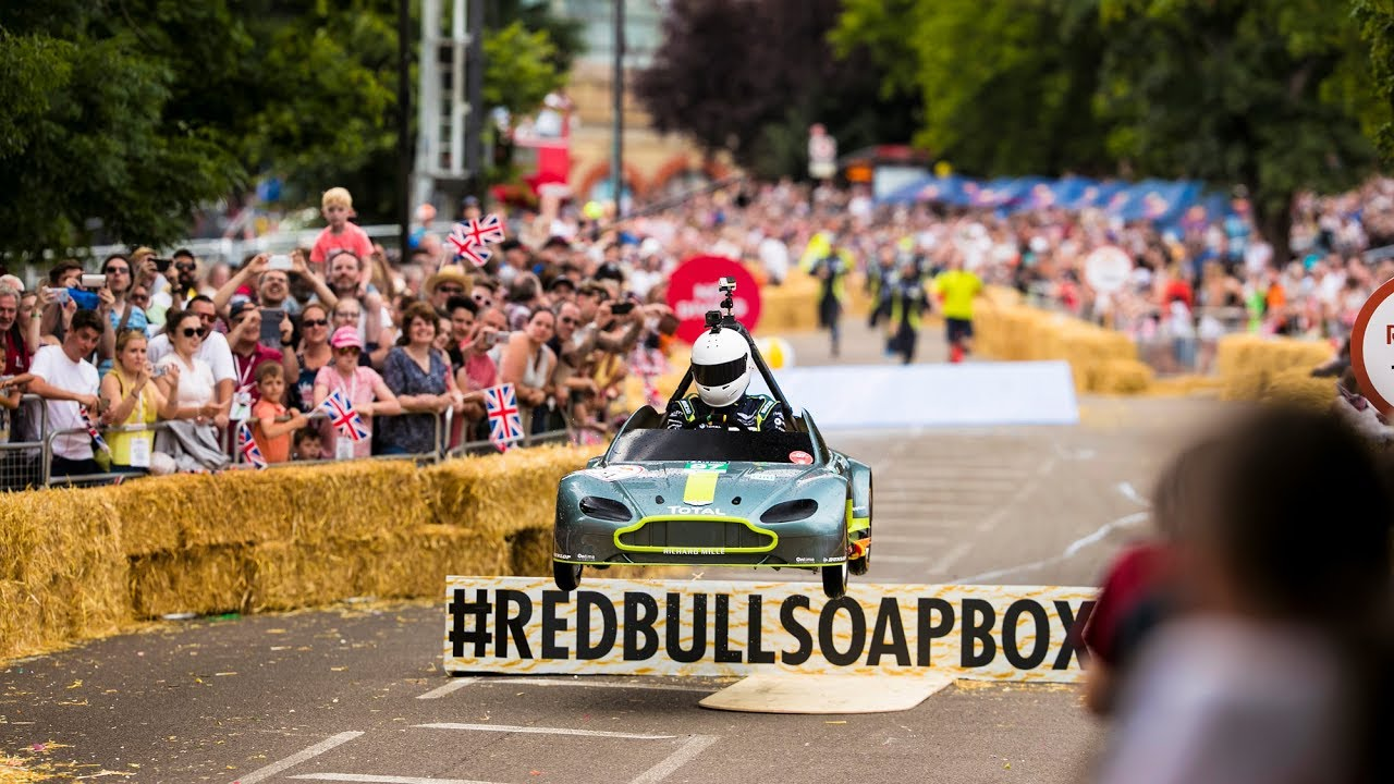 Red Bull Soap Box Derby >> Amr Sb The Road To The Red Bull Soapbox Race 2017