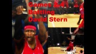 NBA2k13 | MyCareer | David Stern Cheats - Y6R2G2-4