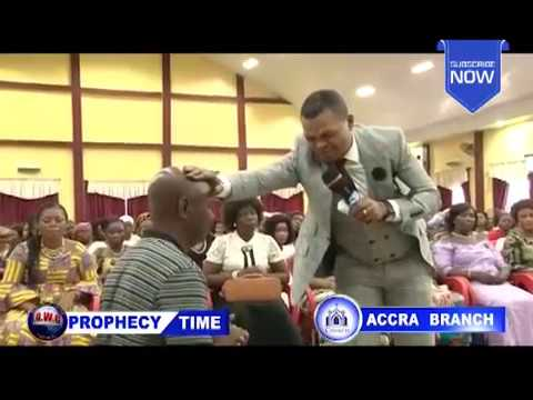 """ANGEL OBINIM""""S FAST AND ACCURATE PROPHECY AT ACCRA"""