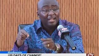 Ghanaians ask Dr. Bawumia questions - #AskBawumia on Joy News (17-4-17)
