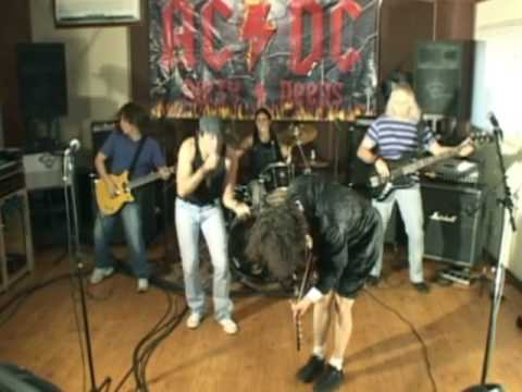 Dirty Deeds AC/DC Cover - Hell Ain't A Bad...