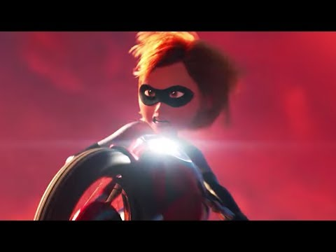 The Warning You Should Know About Before Seeing Incredibles 2