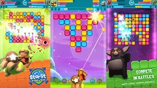 Starlit Archery Club Android Gameplay