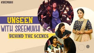 UNSEEN Fun On the Sets With Sreemukhi | Start Music Reloaded | #Sreemukhi Latest Show