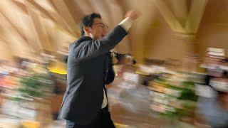 [부산여자서울남자]핑클 '영원한사랑'으로 혼자 춤추면서 신랑입장ㅋㅋㅋㅋㅋㅋ장기자랑하러 온거 아니니??ㅋㅋㅋㅋ